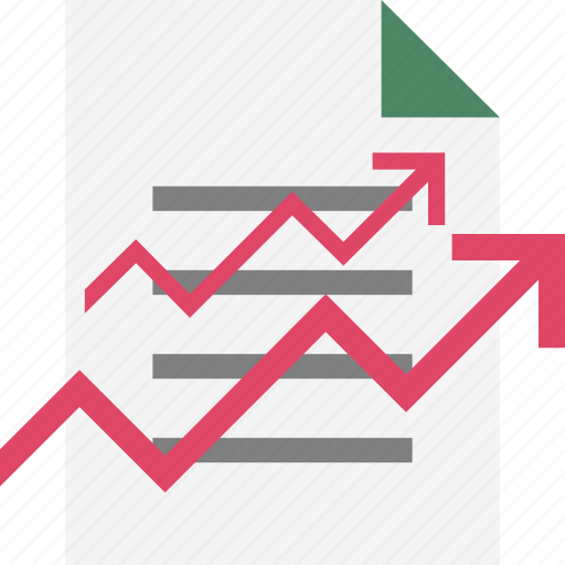 analytics, bar graph, business report, graph report, report icon