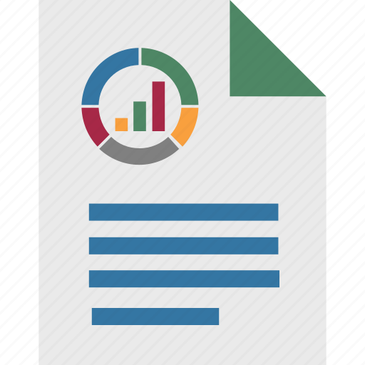 Analytics, bar graph, business report, graph report, pie chart, pie graph, report icon - Download on Iconfinder