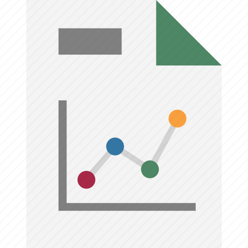Line graph, analytics, report, growth chart, graph report icon - Download