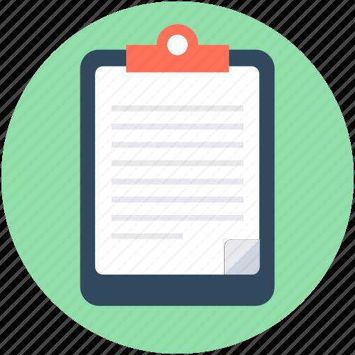 checklist, clipboard, list, memo, to dos icon