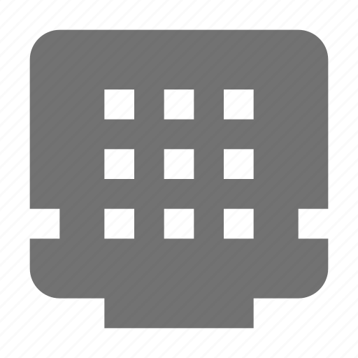 atm dial pad, dial pad, keypad, numeric pad, pin code icon