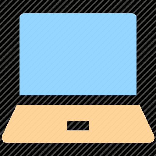 computer, electronics, laptop, mac, notebook icon