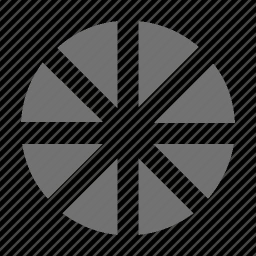 circle flower, circle shape, design element, graphic, logotype circle icon