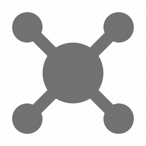 connection, molecular shape, molecular structure, molecule, molecule symbol icon