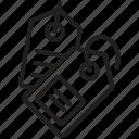 keywording, keywords, meta tags, seo, seo tags icon