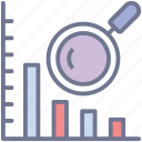 business intelligence, data analysis, data analytics, statistical analysis, statistics icon