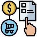box, business, delivery, giving, logistics, order, pack, package, process, shipping icon