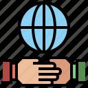 brotherhood, collaboration, friends, gestures, hands, motivation, partnership, support, team, teamwork icon
