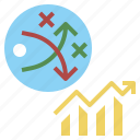 business, chess, finance, game, horse, marketing, piece, sports, strategy icon