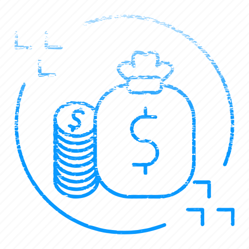 cash, dollar, flow, market & economics, money icon