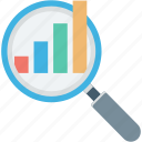 analytics, business, diagram, graph, office, report, statistics icon