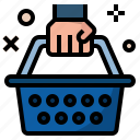 buy, client, consumer, customer, market, shopping, market economy icon
