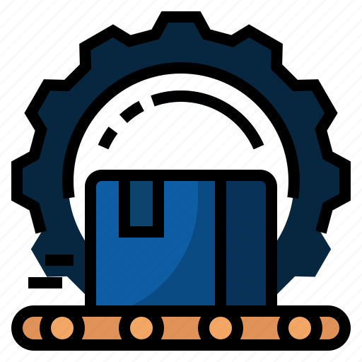 Factory, industry, manufacture, production, market economy icon - Download on Iconfinder