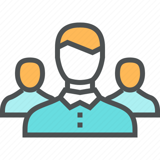 business, cooperation, group, meeting, people, team, teamwork, work icon