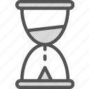 glass, hour, timeline, timer