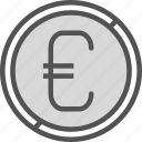 busness, currency, dollar, euro, money, success icon