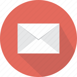 closed, email, envelope, inbox, mail, message icon