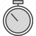 alarm, stopwatch, time icon