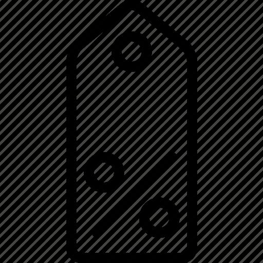 percent, sales, tag icon