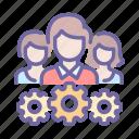 manager, leader, team, management, teamwork, organization