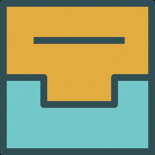 file, folder, secretarycabinet icon
