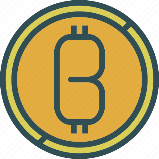 bitcoin, busness, currency, dollar, euro, money, success icon