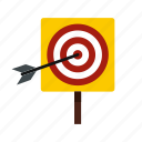 accuracy, center, dart, darts, game, sport, success icon