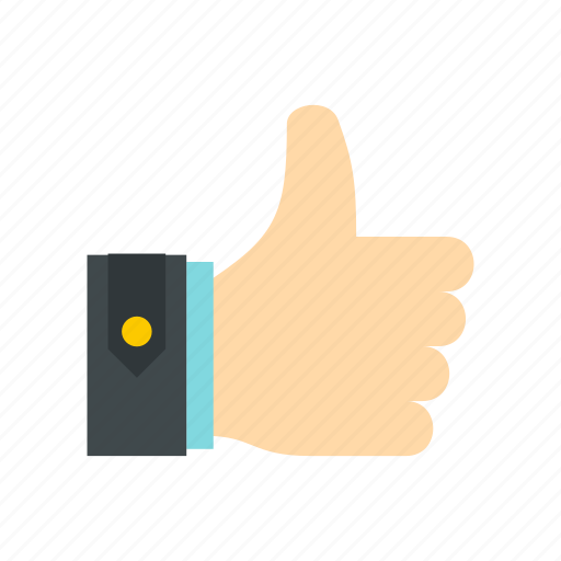 finger, good, ok, social, success, thumbs, up icon
