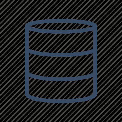archive, data, database, marketing, server, storage icon