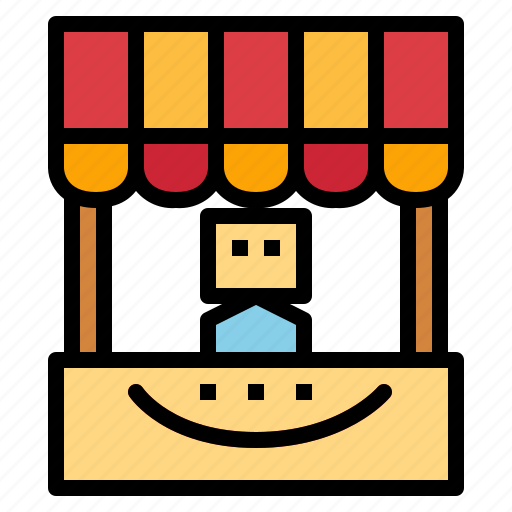 business, shopping, store icon