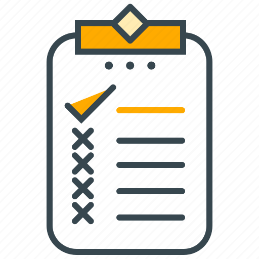 appointment, checklist, checkmark, clipboard, marketing, schedule icon