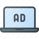 ad, advertising, computer, marketing, online, paid