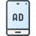 ad, advertising, marketing, message, mobile, online