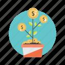 business, growth, dollar, finance, marketing