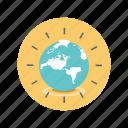 global, solution, business, globe, international