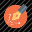 illustration, art, design, graphic, tool