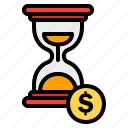 time, money, finance, business, hourglass, clock, management