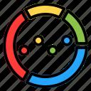 pie, chart, graph, diagram, analytics, report, statistics