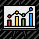 presentation, board, meeting, business, report, chart, graph