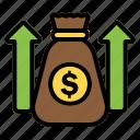 money, growth, finance, payment, cash, business, dollar
