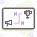 business, marketing, strategy icon