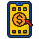 money, finnancial, marketing, seo, smartphone