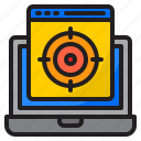 target, business, marketing, seo, computer