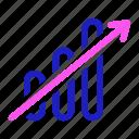 diagram, chart, graph, analytics
