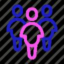 team, group, people, avatar