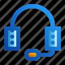 audio, head, headset, music, phones, sound