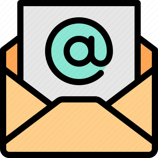 email, marketing, message icon