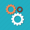 business, cogwheel, configuration, gear, marketing, profit, settings icon