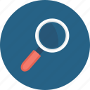 documents, files, magnifying glass, search, statistics, stats icon