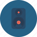 audio, music, music player, party, sound box, speaker, weekend icon